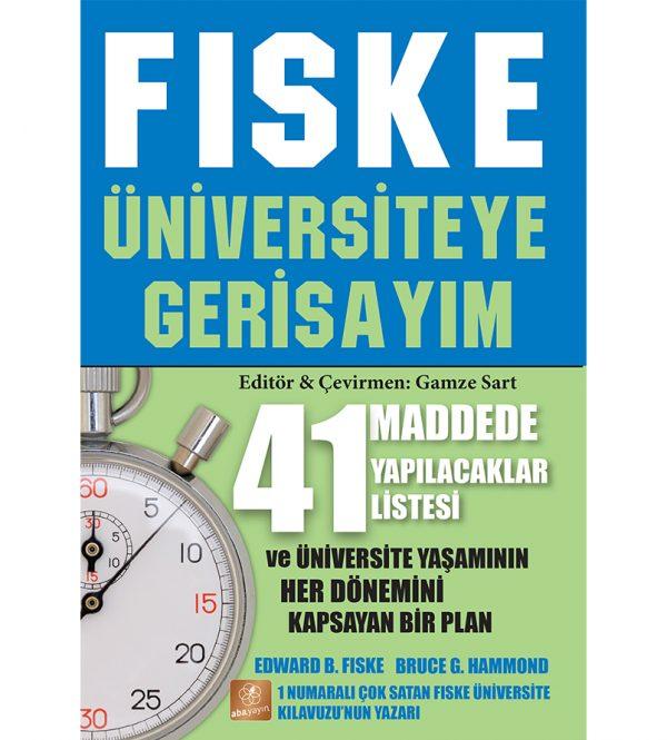 FISKE Üniversiteye Geri Sayım Kılavuzu
