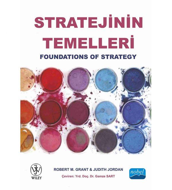 Stratejinin Temelleri - Foundations of Strategy