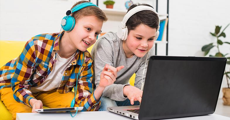 6-12 Yaş Grubu Çocuklar İçin Teknolojinin Doğru Kullanımı